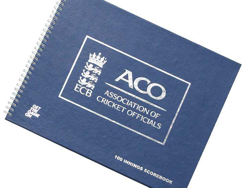 ECB ACO on-line courses for aspiring umpires and scorers