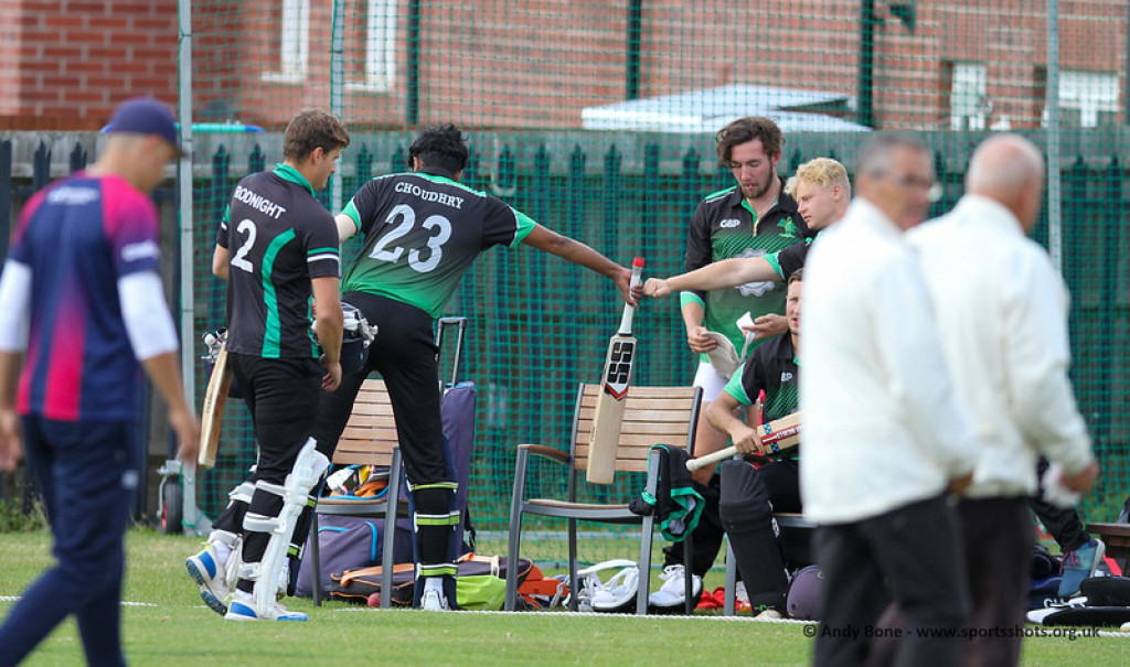 Academy success v Northants