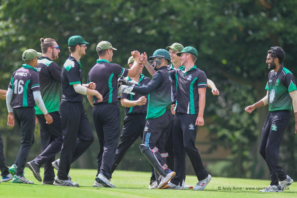Academy enjoy two T20s v Northants Under 21s