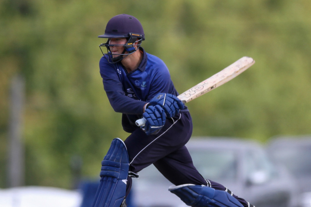 Sussex debut for James Coles